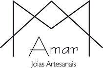 Logo Novo Ateliê Amar - jóias artesanais