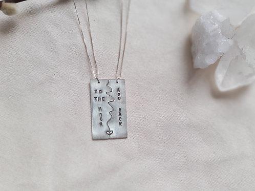 Amuleto Conectados - Prata950