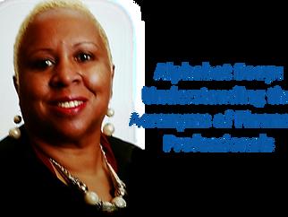 AFCPE® MONTHLY COLUMN: ALPHABET SOUP...