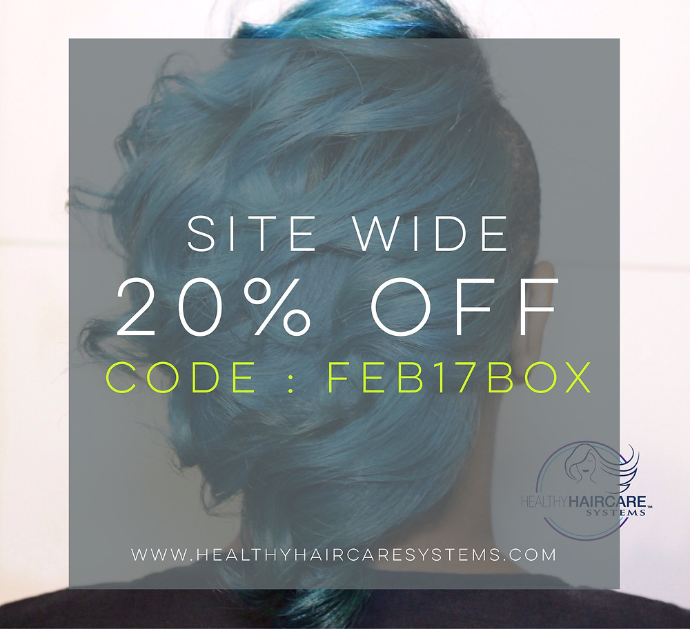 20% off natural hair products 2017
