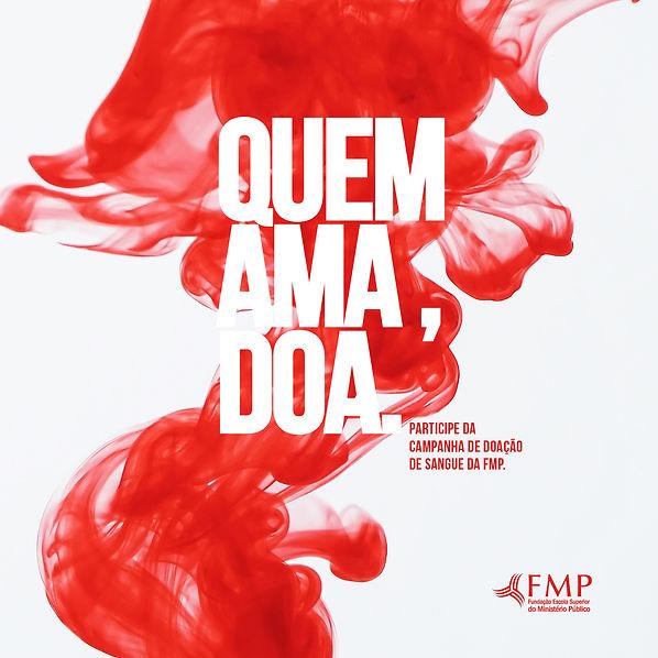 Campanha Doação de Sangue FMP