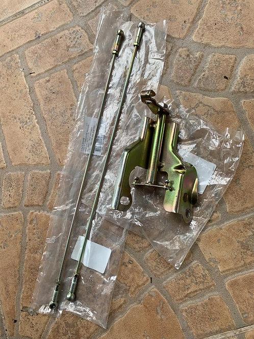 Acionamento Original Dupla Carburação Fusca Solex 32