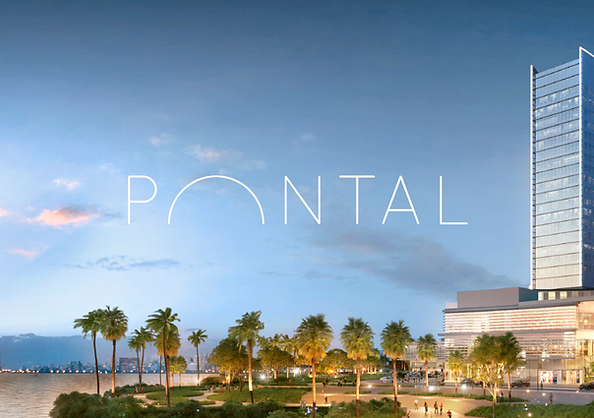 logotipo Pontal
