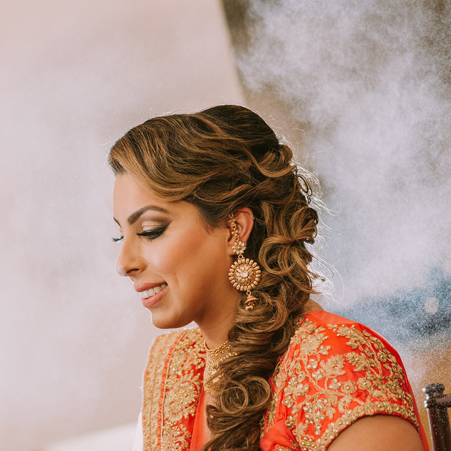 THE SANGEET BRIDE