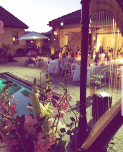 Bridal shower at a private residence