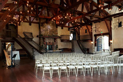 Ceremony at Wadley Farms Castle