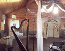 Wedding at the Draper Day Barn