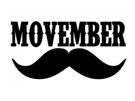 GROW YOUR MOUSTACHE