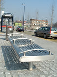 Stainless Steel Street Furniture