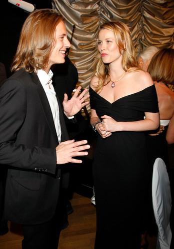 Pierre Sarkozy & Kiera Chaplin I An evening for Africa I UNICEF & Burda Medien Park Verlage