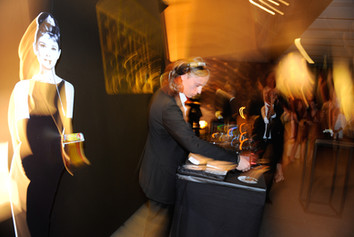 Pierre Sarkozy aka DJ Mosey I An evening for Africa I UNICEF & Burda Medien Park Verlage