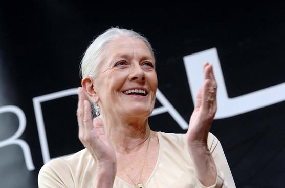 Vanessa Redgrave zeigte bei BURDA LIVE zum ersten Mal in Deutschland ihren selbst produzierten UNICEF-Movie 'WAKE UP WORLD'.