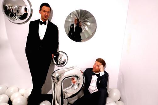 Till Brönner & Tom Gaebel I PEOPLE Magazine Germany Launch