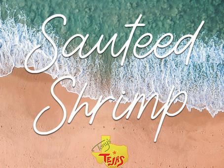 Tejas Sauteed Shrimp