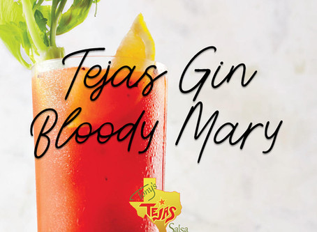 Tejas Gin Bloody Mary