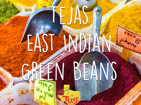 Tejas East Indian Green Beans