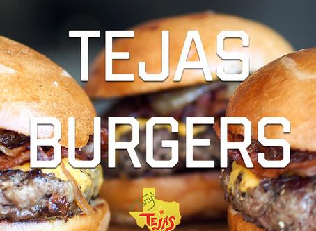 Tejas Burgers