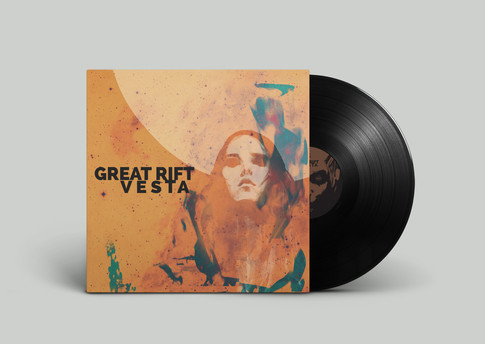 Vinyl Cover/ Great Rift/ Vesta