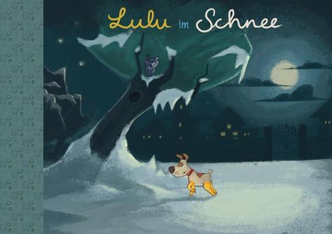 Lulu im Schnee Cover