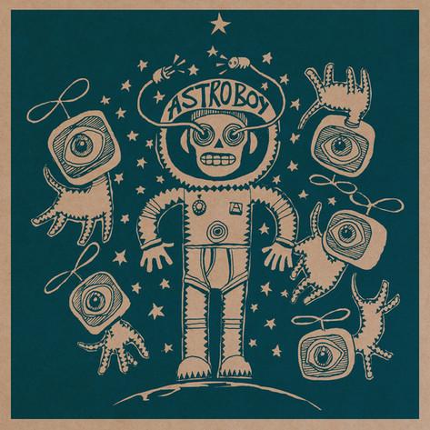 astroboy/ ltd edition cover