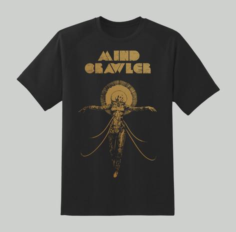 Shirt Design for Mindcrawler