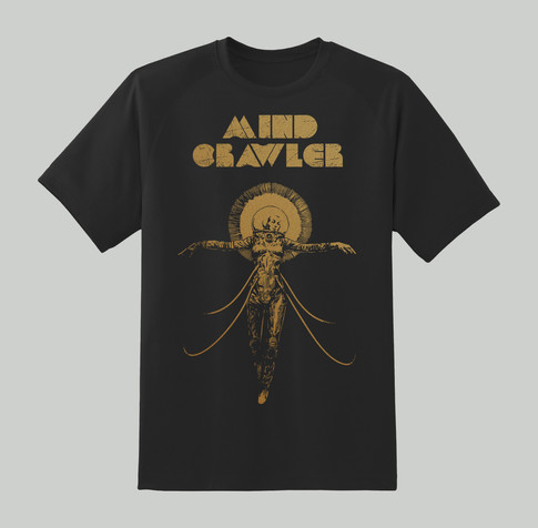 Shirt Design for Mindcrawler