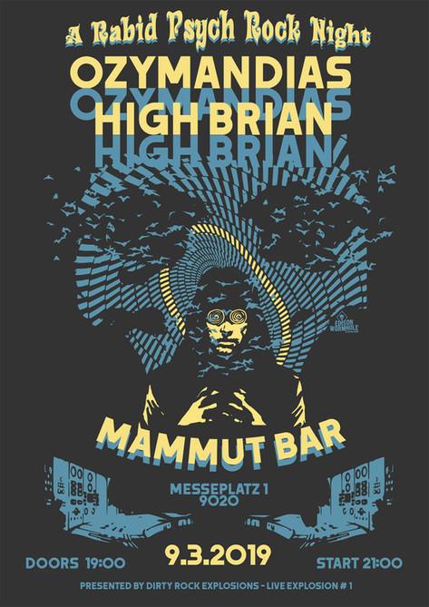 Poster Ozymandias High Brian