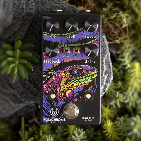 Polychrome Flanger for Walrus Audio