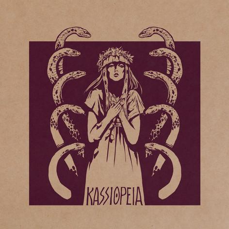 kassiopeia/ unused ltd cover art