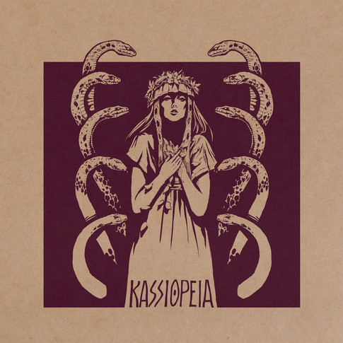 kassiopeia/ unused ltd cover art