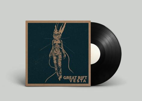 Record Cover/ Great Rift/ Vesta ltd