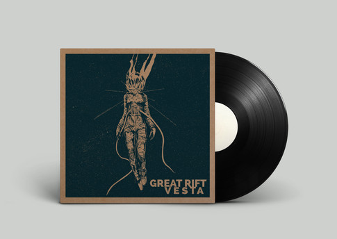 Record Cover/ Great Rift/ Vesta ltd