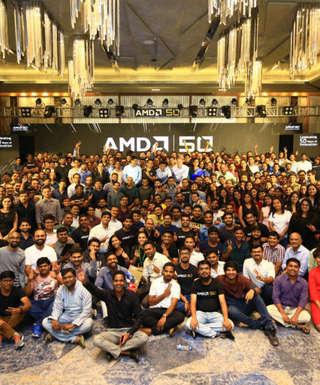 AMD 50 Years Celebration 2019