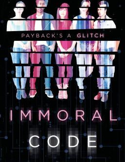 Review: IMMORAL CODE by Lillian Clark