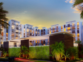 Three major projects proposed in Hollywood include apartments, Wawa, and retail
