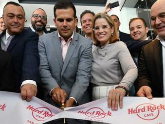 Hard Rock San Juan Opens