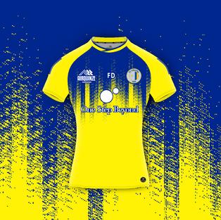 Maillot FC Gingins