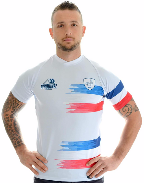 Maillot France Blanc