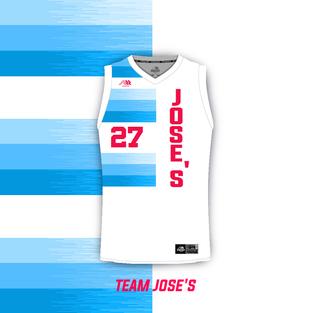 Maillot Basket Jose's