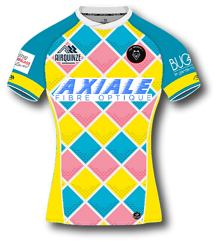 Maillot Pro Troubles 7