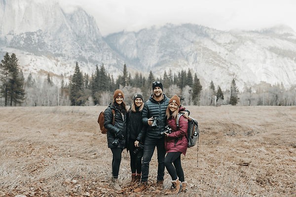 Yosemite Elopement Photographer and Videographer