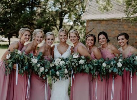 Where to Shop for Bridesmaid Dresses