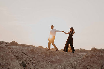 Badlands Engagement