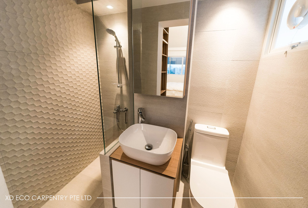 Washroom Cabinet