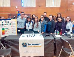 Healthy CA Volunteer Group Photo