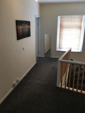 hallway in 5 Bridge street (first floor)