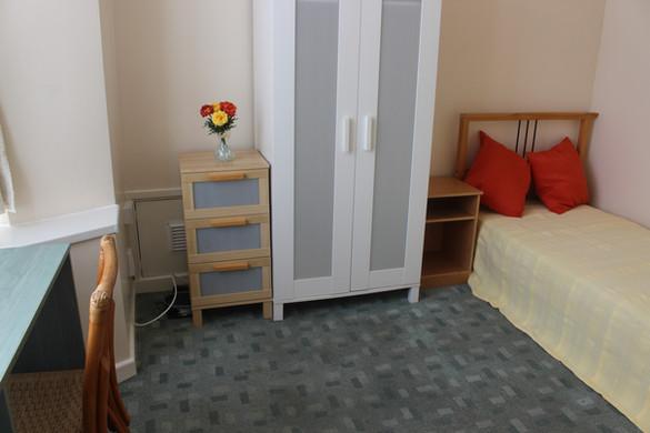 Bedroom 1 in 2 Oliver Terrace Treforest
