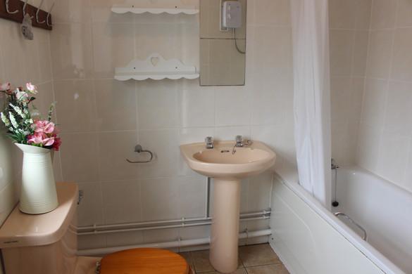 Ground floor WC & shower in 2 Oliver Ter