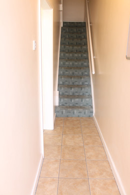 Hallway in 2 Oliver Terrace Treforest Po
