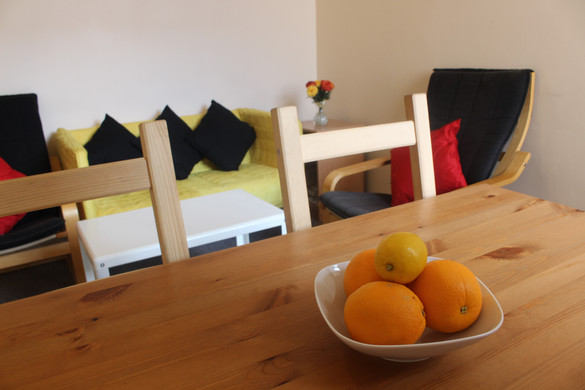 Living Room in 2 Oliver Terrace Trefores